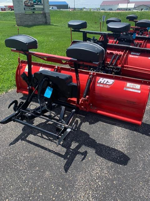 "2019 Western HTS 7'6""Snow Plow - 810"