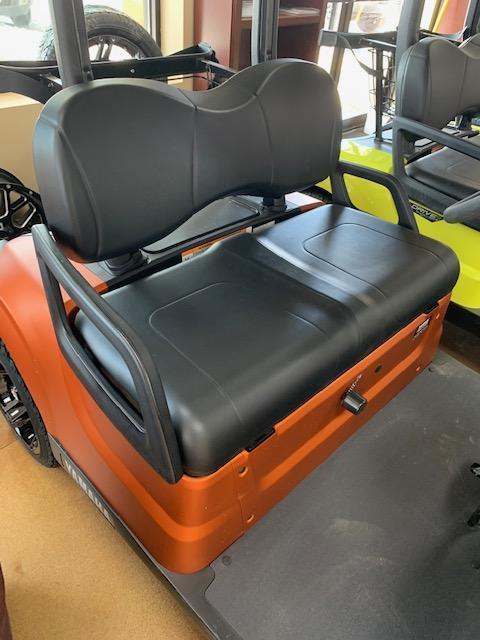 2021 Orange Yamaha Drive 2 Gas Golf Cart- #21-7