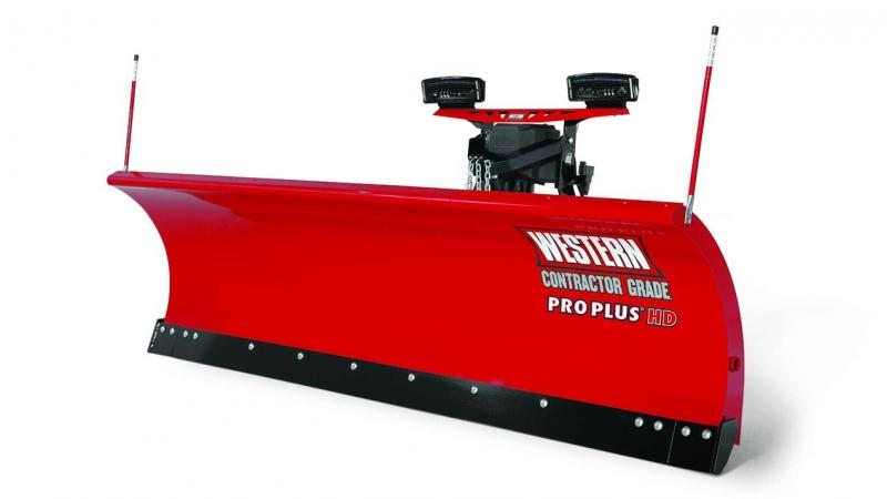 2021 Western Pro Plus HD Snow Plow 10'