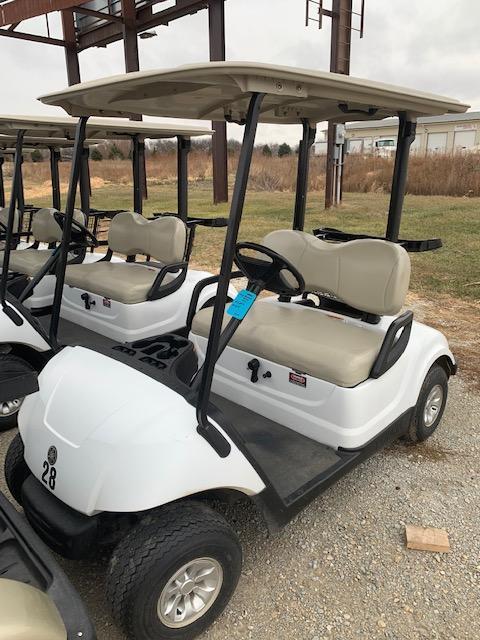 2014Yamaha Drive Golf Cart- b19- $3800