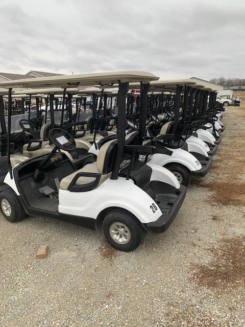 2014Yamaha Drive Golf Cart- b19- $3800