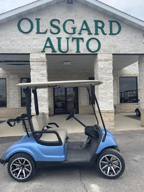 2012 Gas Yamaha Drive Golf Cart- a56- $5150