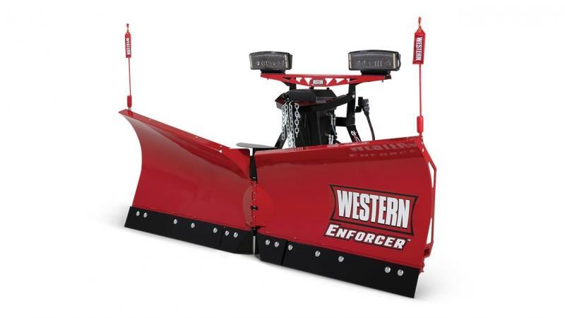 2021 Western Enforcer Snow Plow 7'6''