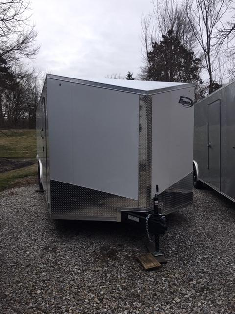 "2021 8.5' X 24' + 12"" Formula Trailers Triumph Cargo Slope Nose Cargo / Enclosed Trailer"