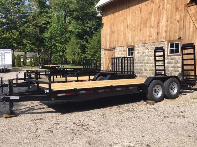 2022 Quality Steel and Aluminum Equipment Trailer