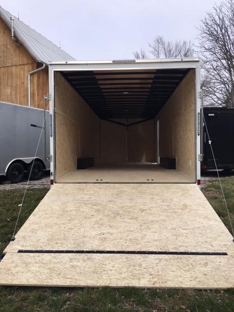 2021 8.5' X 24' Formula Trailers Triumph Cargo Slope Nose Cargo / Enclosed Trailer