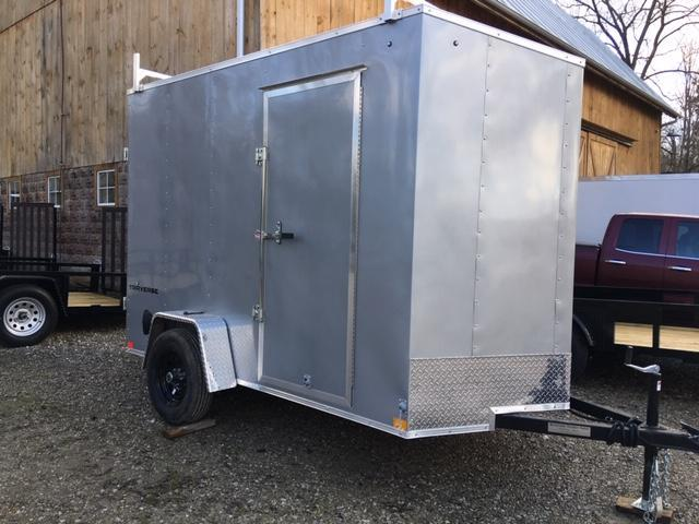 "FORMULA 6' x 10' +12"" HEIGHT ENCLOSED CARGO TRAILER"