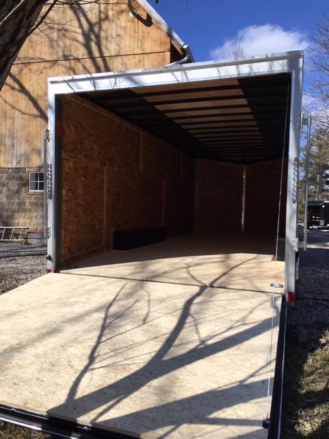 "2021 8.5 X 20' +6"" Formula Trailers Traverse Cargo / Enclosed Trailer"