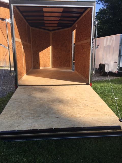 2020 Formula TrailerS TRIUMPH 7' X 14' Enclosed Cargo Trailer