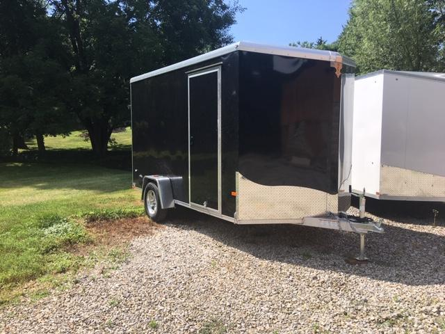 2021 NEO 7 X 12 +6 Enclosed Cargo Trailer