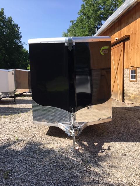 2021 NEO Aluminum  Enclosed Cargo Trailer 7 X 14 +6