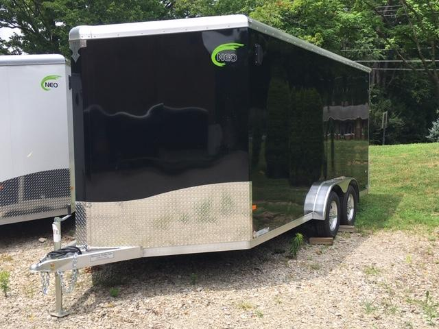 "2021 NEO 7.5' X 16' +12"" Neo NAMR Enclosed Cargo Trailer"