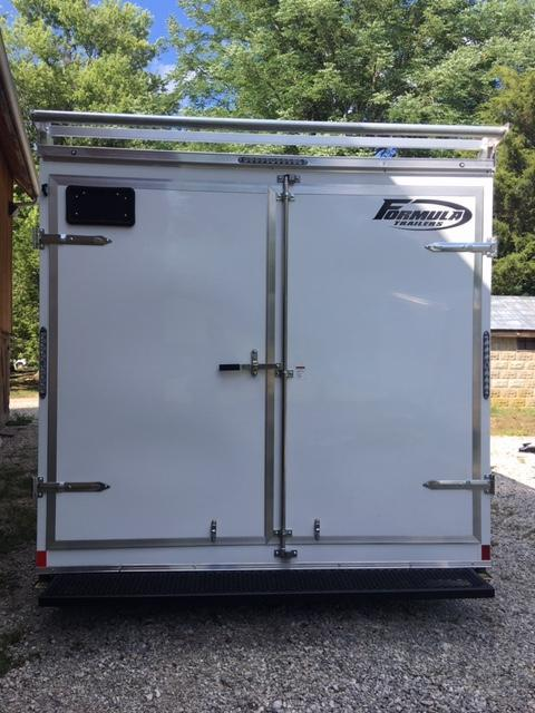 """2022 CONTRACTOR DLX TOOL CARGO / FLAT TOP / FLAT FRONT 8.5' X 16' + 6"""""""