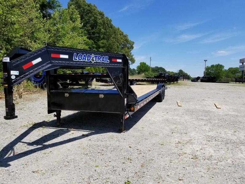 "2021 Load Trail 102"" x 32' Tandem Axle Equipment Trailer"