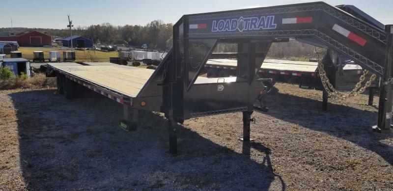 "2021 Load Trail 102"" x 32' Flatbed Trailer"