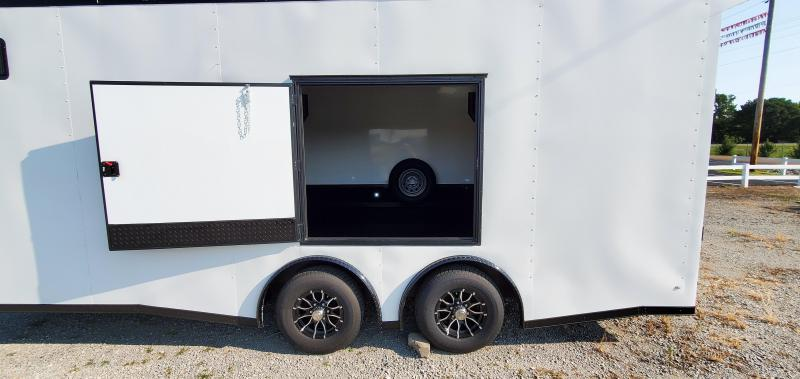 2022 Rock Solid Cargo 8.5' x 20' Tandem Axle Enclosed Trailer