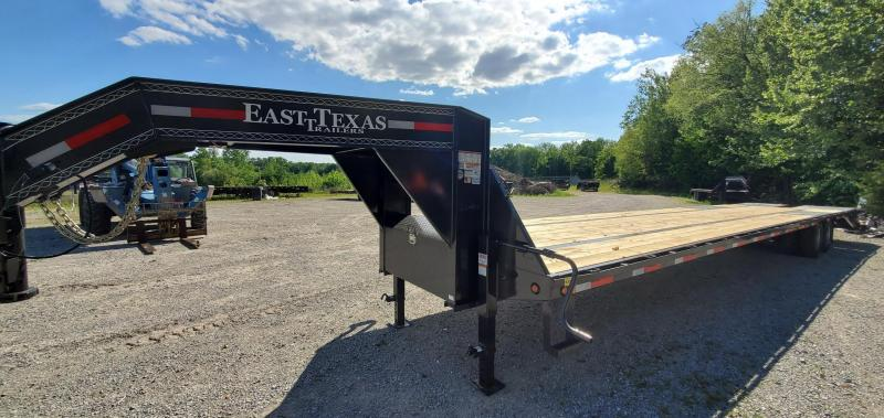 "2021 East Texas 102"" x 42' Flatbed Trailer"