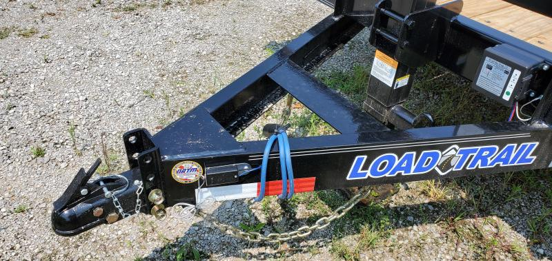"""2022 Load Trail 83"""" x 20' Equipment Trailer With Max Ramps"""