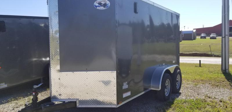 2020 Quality Cargo 6' x 12' Tandem Enclosed Cargo Trailer