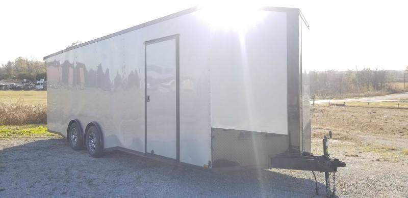 2020 Spartan Cargo 8.5' x 24' Enclosed Cargo Trailer