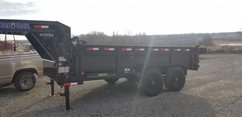 2020 Load Trail 7' x 14' Gooseneck Dump Trailer