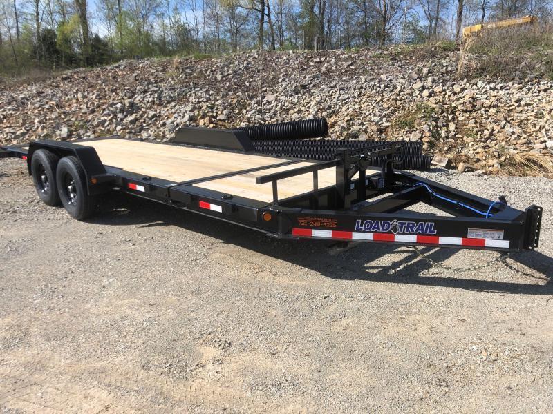 """2021 Load Trail 83"""" x 20' Tilt Equipment Trailer"""