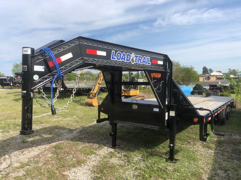 """2020 Load Trail 102"""" x 25' Low Pro Flatbed Trailer"""