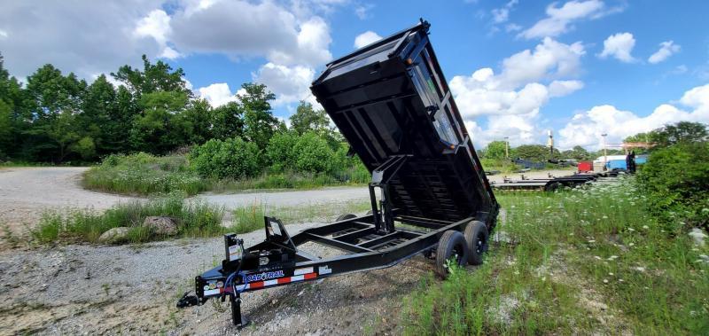 "2021 Load Trail 83"" x 14' Dump Trailer"