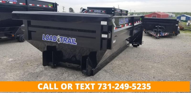 "2022 Load Trail 83"" x 14' Drop-N-Go Roll Off Dump Box (BOX ONLY)"