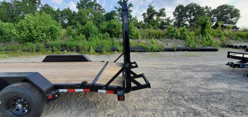 """2021 Load Trail 83"""" x 20' Equipment Trailer With Standard 24"""" Wide Ramps"""