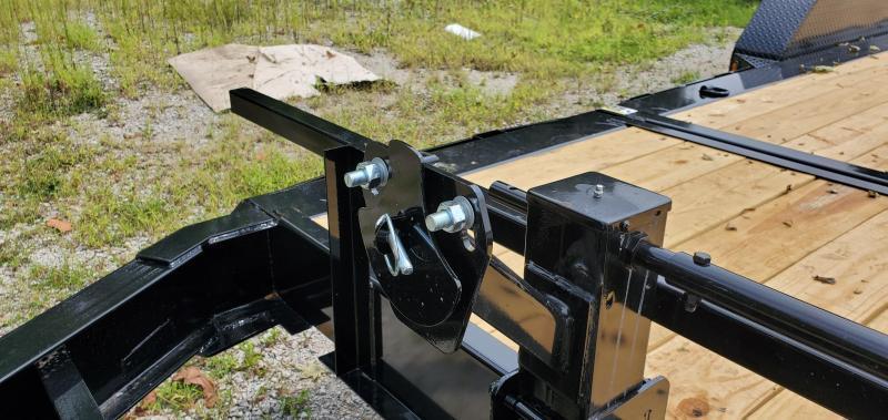 "2021 Load Trail 83""x20' Tilt-N-Go Tandem Axle Equipment Trailer"