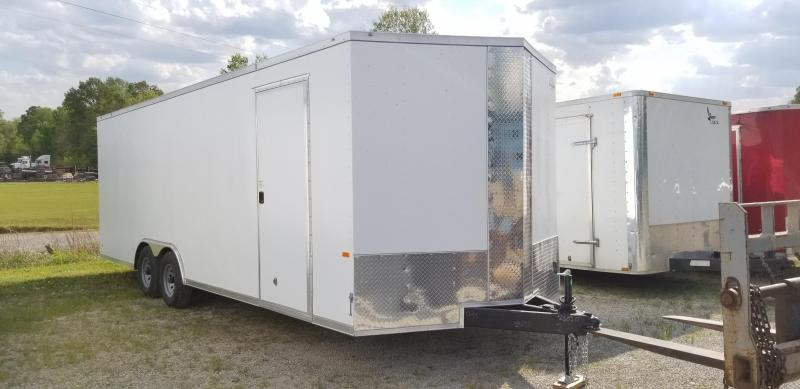 2021 Rock Solid Cargo 8.5' x 24' Enclosed Cargo Trailer