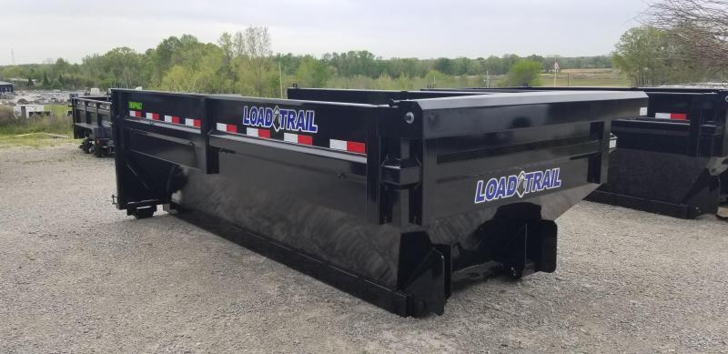 "2021 Load Trail 83"" x 14' Drop-N-Go Roll Off Dump Box Dump Trailer"