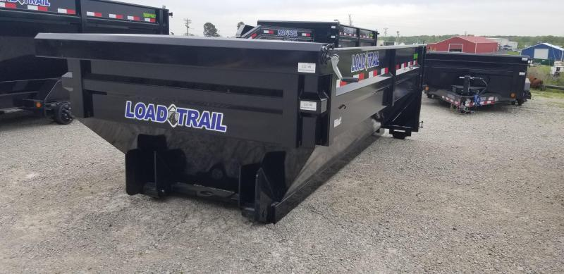 "2021 Load Trail 83"" x 14' Drop-N-Go Roll Off Dump Box Dump Trailer"
