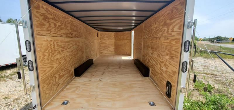 2021 Rock Solid Cargo 8.5' x 20' Enclosed Cargo Trailer