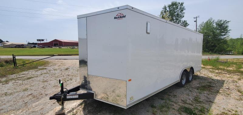 2021 Rock Solid Cargo 8.5' x 20' Enclosed Cargo Trailer
