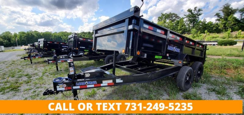 """2021 Load Trail 83"""" x 14' Dump Trailer With 2-7K Axles"""