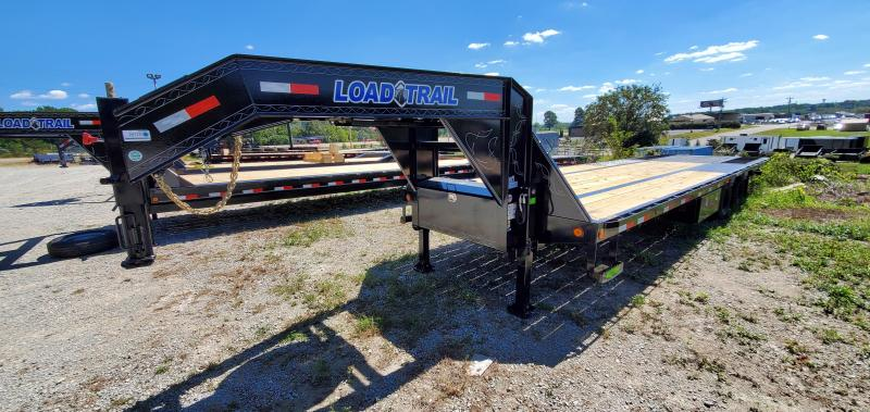 """2022 Load Trail 102""""x32' Gooseneck Low-Pro Hydraulic Tilt Flatbed with Blackwood PRO on Dove Tail"""