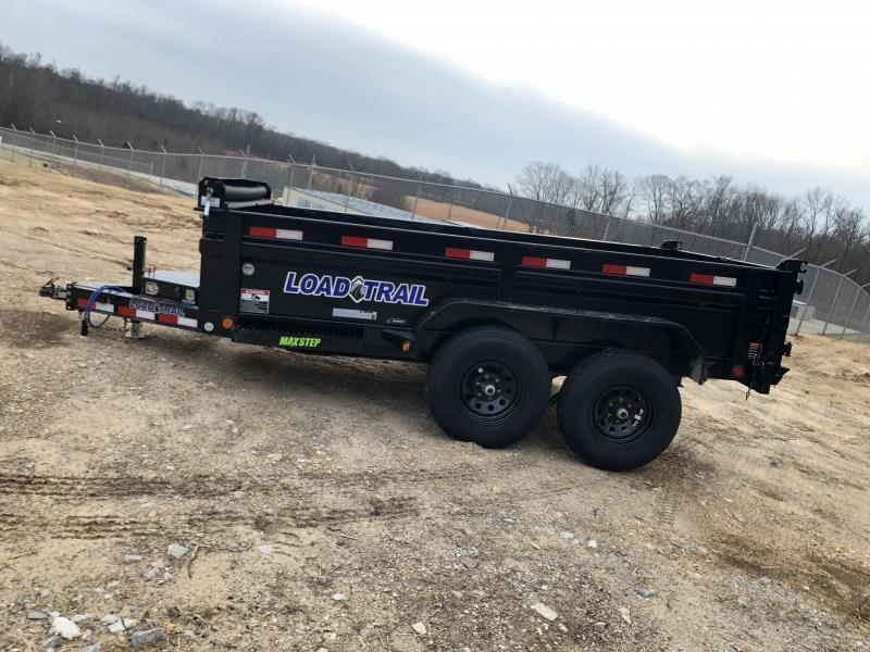 2021 Load Trail 6' x 12' Dump Trailer