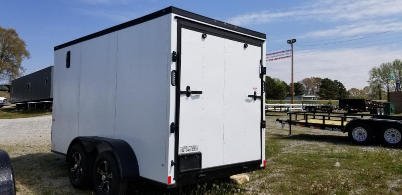 2021 Rock Solid Cargo 6' X 12' Enclosed Cargo Trailer