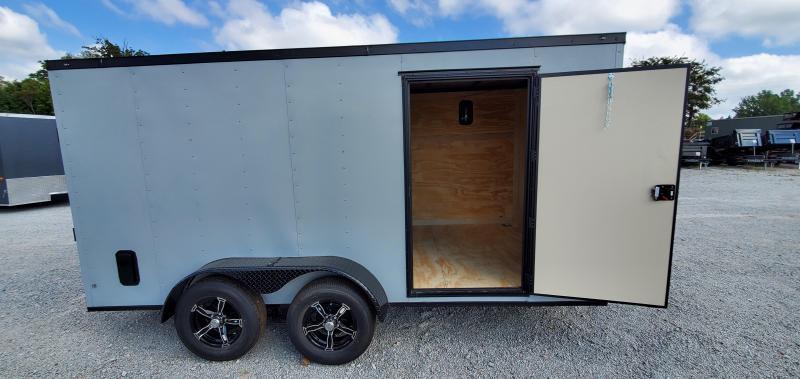 2022 Rock Solid Cargo 7'x14' TA Enclosed Cargo Trailer