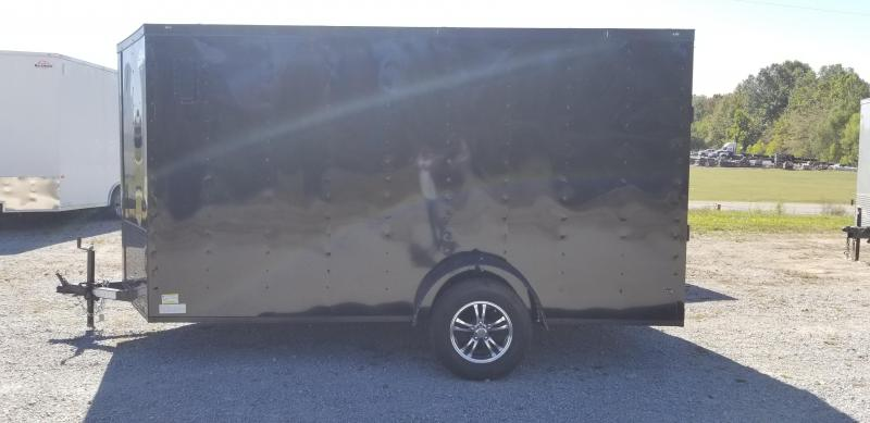 2021 Rock Solid Cargo 6' x12' Enclosed Cargo Trailer