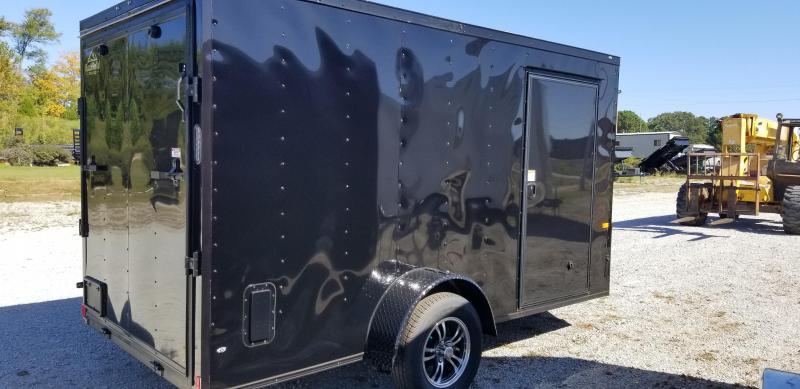 2021 Rock Solid Cargo 6' x12' Enclosed Cargo Trailer