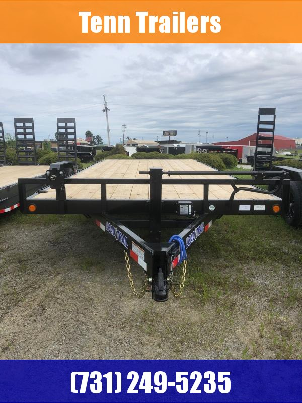 """2020 Load Trail 102"""" x 20' Deck Over Pintle Equipment Trailer"""