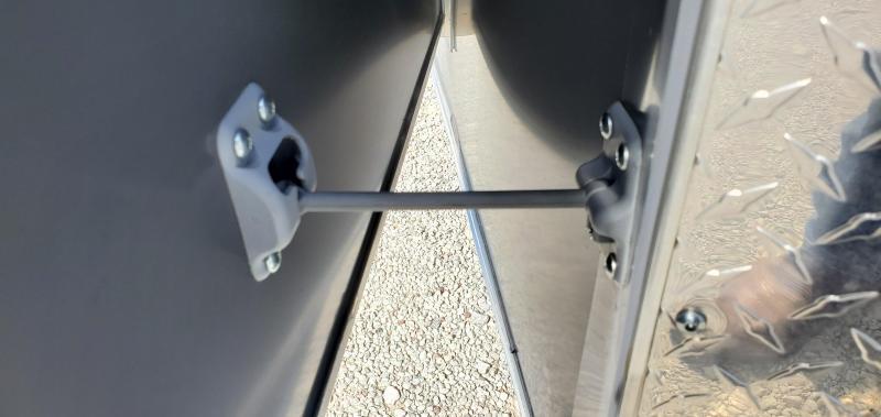 2022 Rock Solid Cargo 7'x16' Tandem Axle Enclosed Cargo Trailer