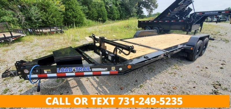 "2022 Load Trail 83""x20' Tilt-N-Go Tandem Axle Equipment Trailer"