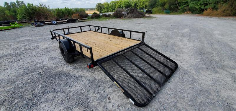 "2022 Load Trail 6'4"" x 12' Single Axle Utility Trailer"