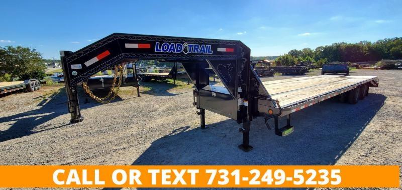 "2022 Load Trail 102"" x 32' Low-Pro Gooseneck Flatbed Trailer"