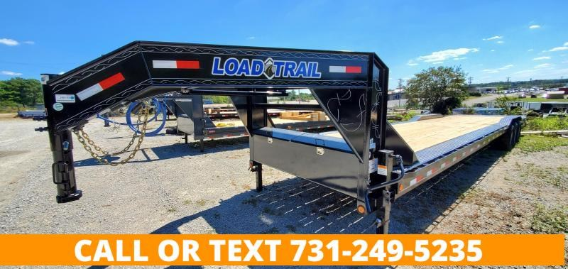 "2022 Load Trail 102"" x 40' Gooseneck Carhauler Trailer With 3-7K Axles"