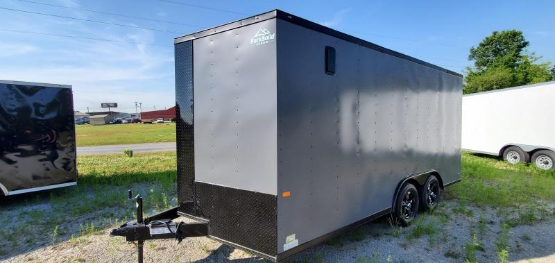2021 Rock Solid Cargo 8.5' x 16' Enclosed Cargo Trailer